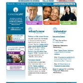 CancerCare: Homepage