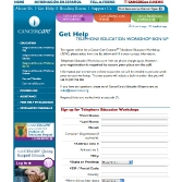 CancerCare: TEW Registration Form