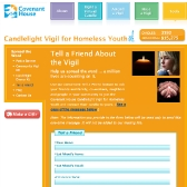 Covenant House: Virtual Vigil Forms