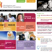 Christopher Reeve Foundation: Homepage