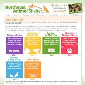 N.E. Animal Shelter: Ways to Give