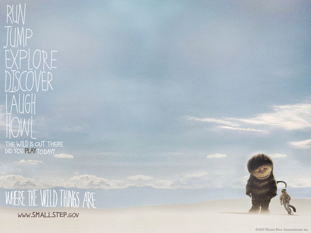 gallery for where the wild things are desktop background